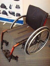 Veloce Carbon Fiber Manual Wheelchair