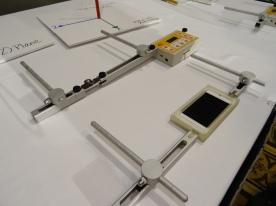 Horizon measurement device to measure seated posture body angles