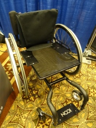 ICON Rigid wheelchair