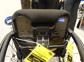 Invacare Carbon Fiber backrest