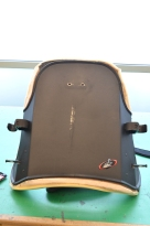 Jay 2 backrest shell