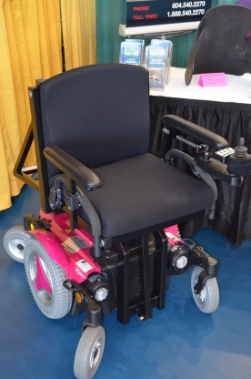 Custom Transfer Seat by Ability Health Care
