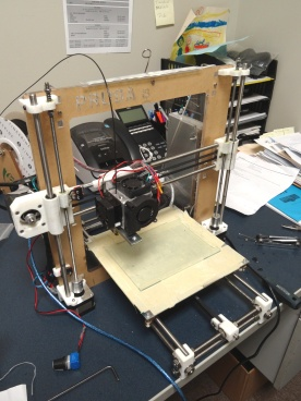 3D Printer at Advanced Mobility