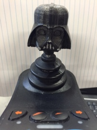 Darth Vader Wheelchair Joystick Topper